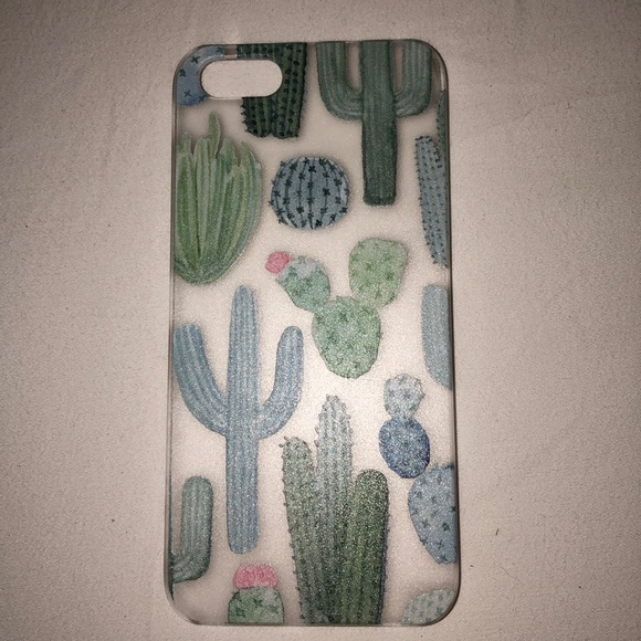buy online efbed a142a CUTE CACTUS PHONE CASE!!